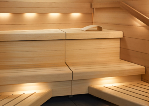 Sauna COMFORT wnetrze (15)