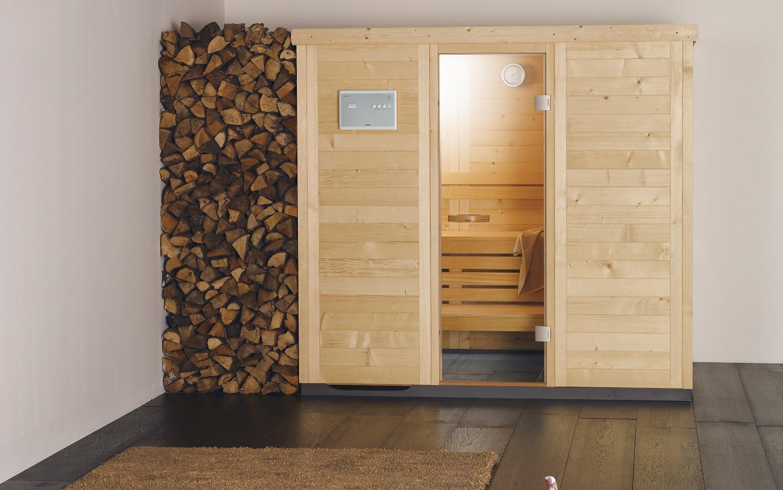 sauna empire unibiokomfort. Black Bedroom Furniture Sets. Home Design Ideas