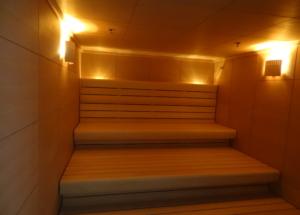 Sauna SPA-Hilton